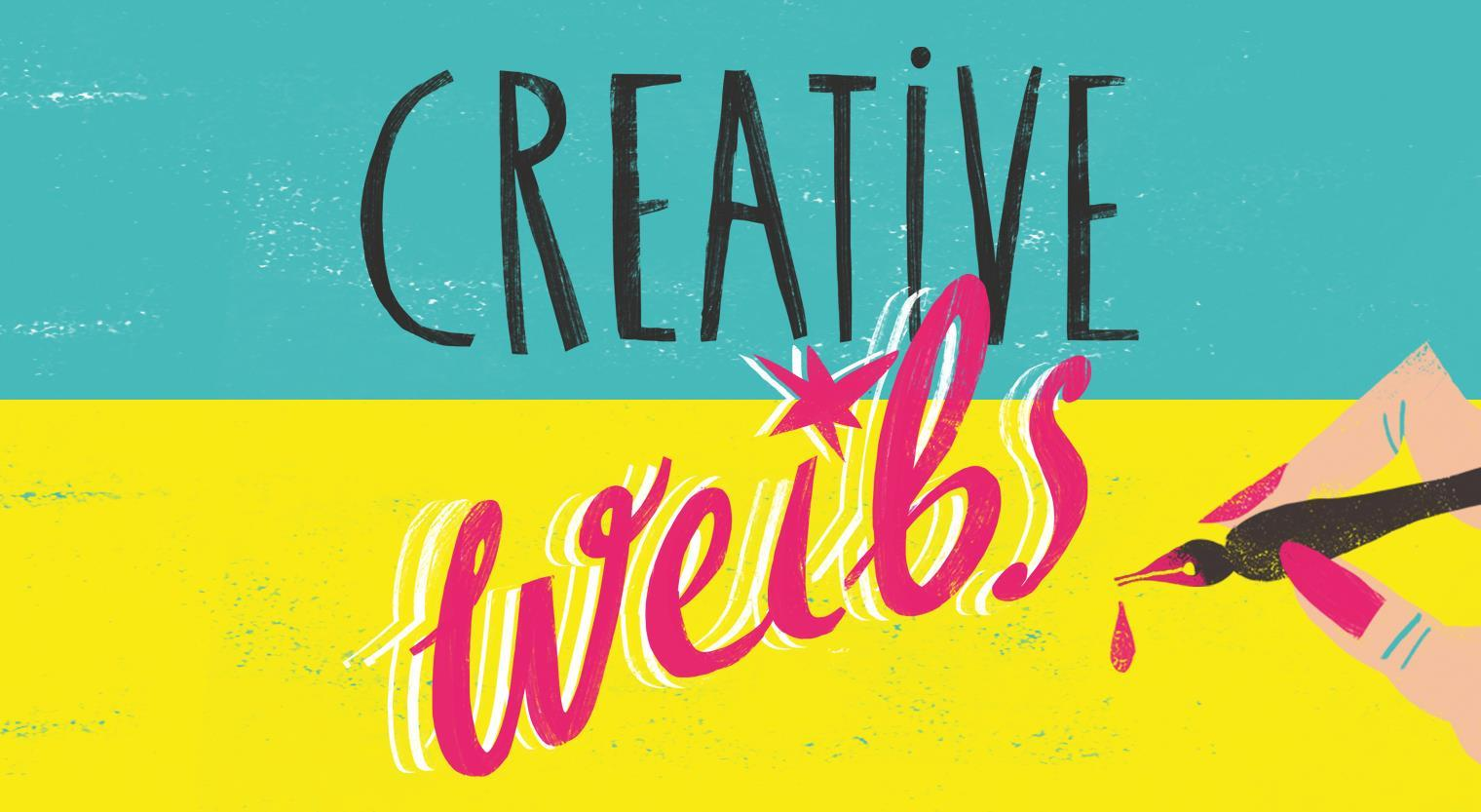 Creative Weibs  - Kreative Frauen an den Start