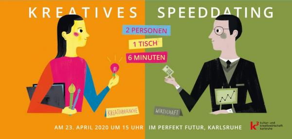 Kreatives Speeddating