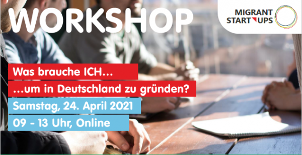 Workshop MIGRANT START-UPS